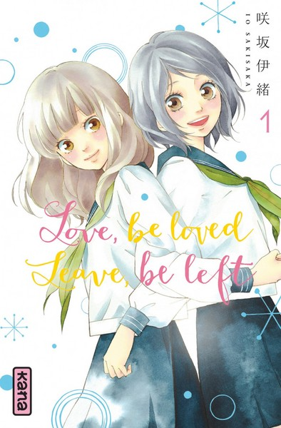 Manga - Love,Be Loved Leave,Be Left