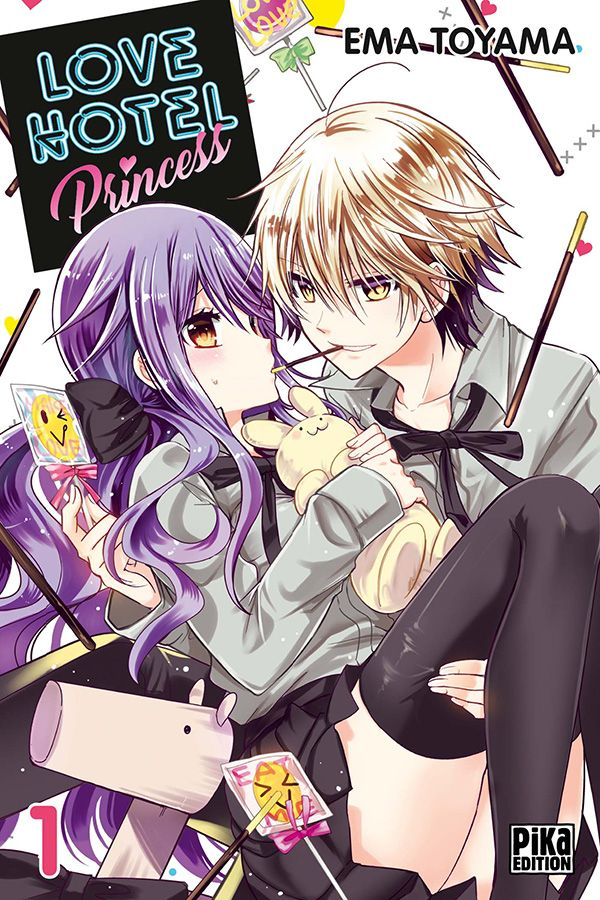 Manga - Love Hotel Princess
