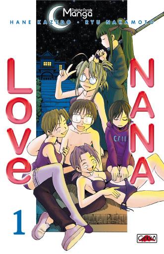 Bien-aimé Love Nana - Manga série - Manga news NJ21