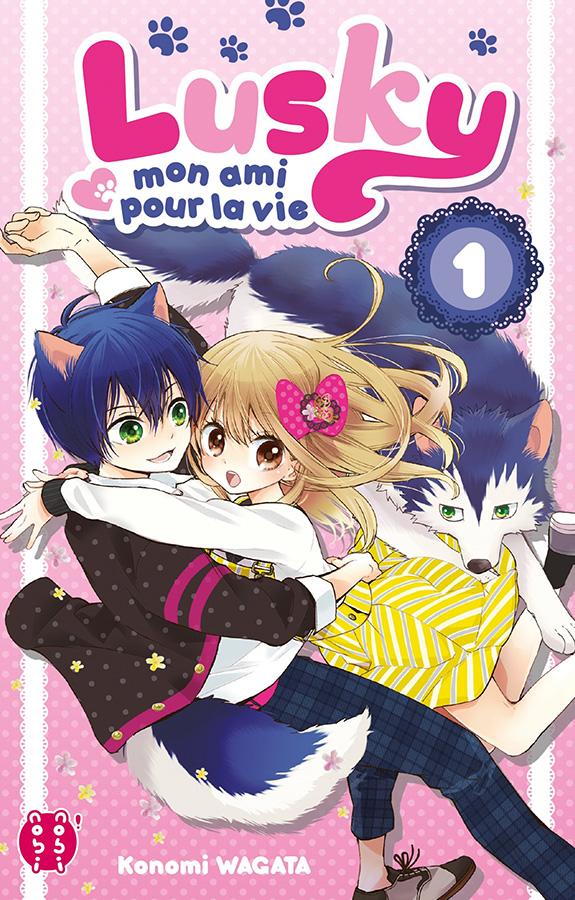 Lusky Mon Ami Pour La Vie Manga Serie Manga News