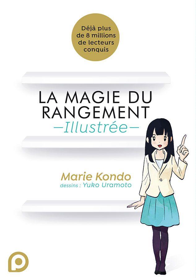 magie du rangement illustr e la manga s rie manga news. Black Bedroom Furniture Sets. Home Design Ideas