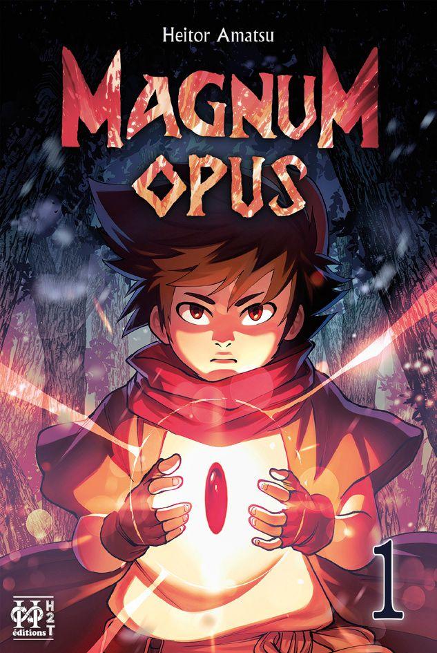 Manga - Magnum Opus