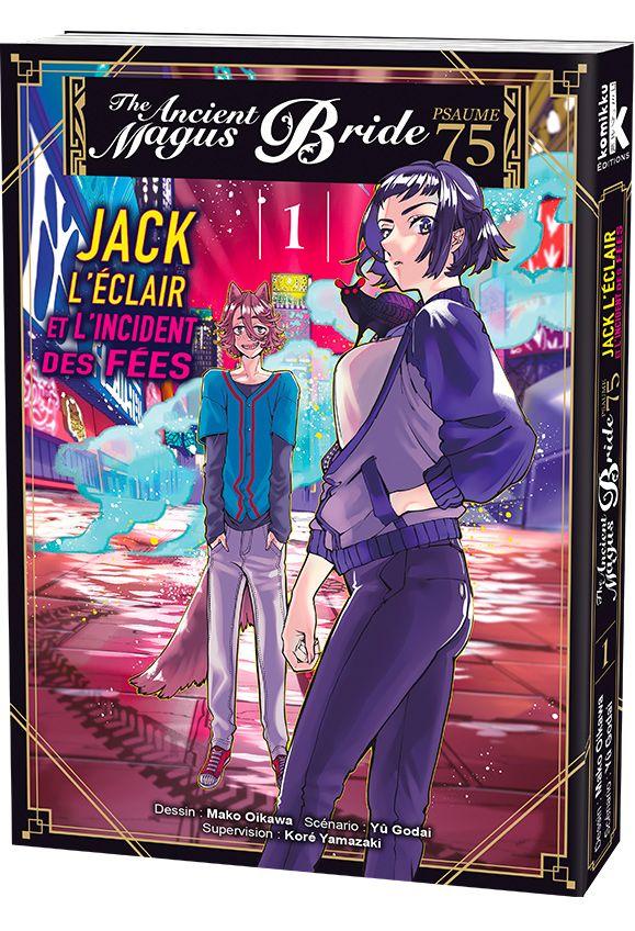 Jack l'Eclair et l'incident des féés