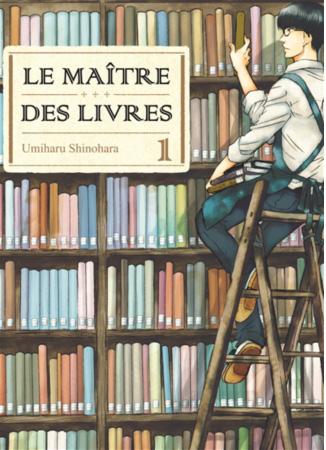 Manga - Maître des livres (le)
