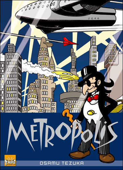 Metropolis Tome 1 [Manga] [MULTI]