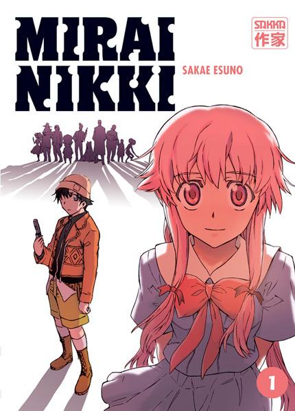 [Lecture] Vous avez lu quoi dernièrement ? - Page 6 Mirai-nikki-01