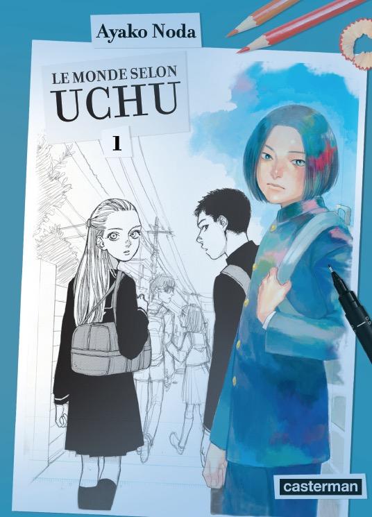 Manga - Monde Selon Uchu (le)
