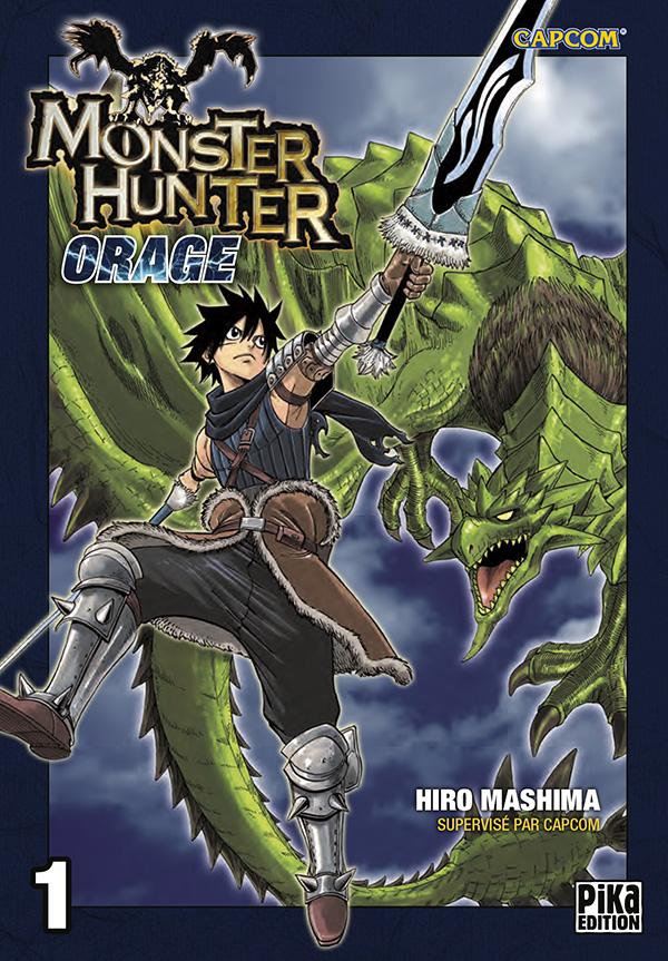 Monster Hunter Orage [Shonen] Monster-hunter-orage-2ed-1-pika