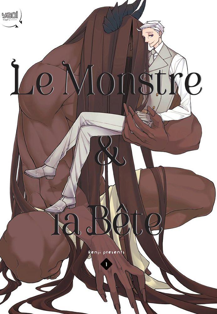 Manga - Monstre et la bête (le)