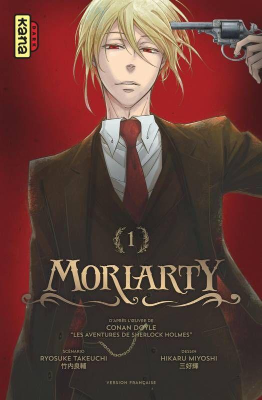 Manga - Moriarty