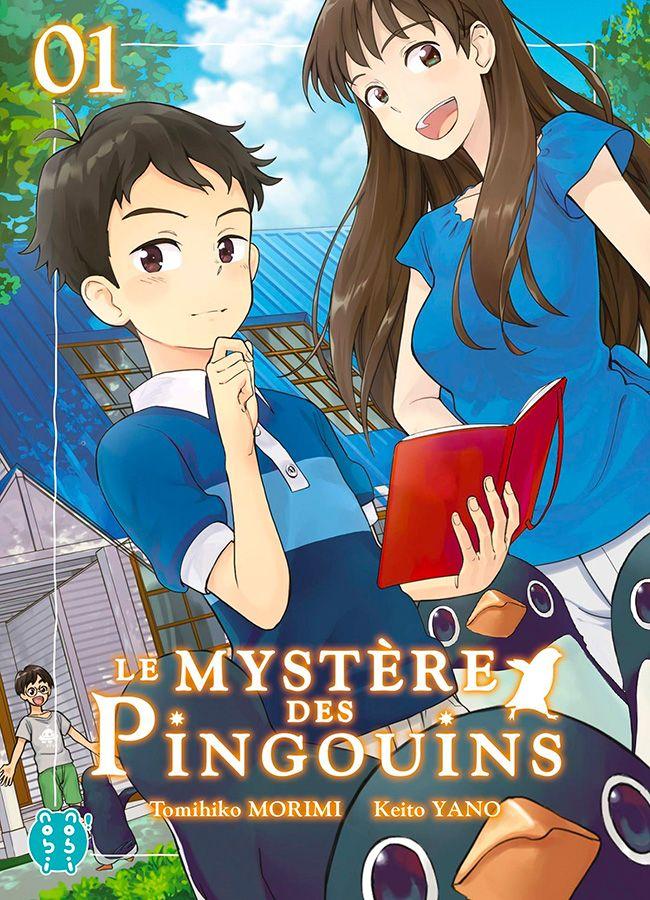 Manga - Mystère des pingouins (le)