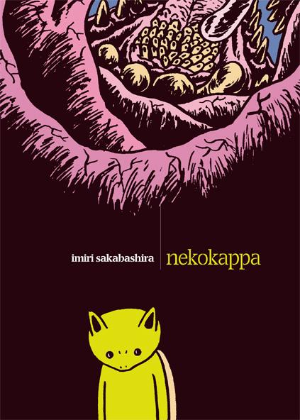Manga - Nekokappa