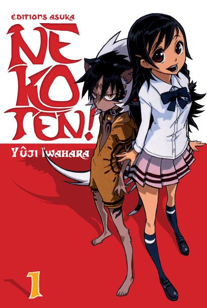 Nekoten! dans Mangas nekoten_01