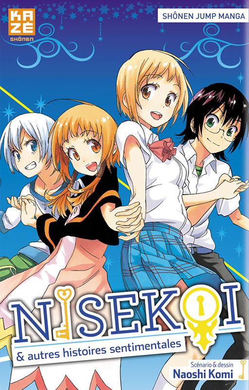 Nisekoi - Et autres histoires sentimentales [Shonen] Nisekoi-et-autre-histoires-sentimentales-kaze