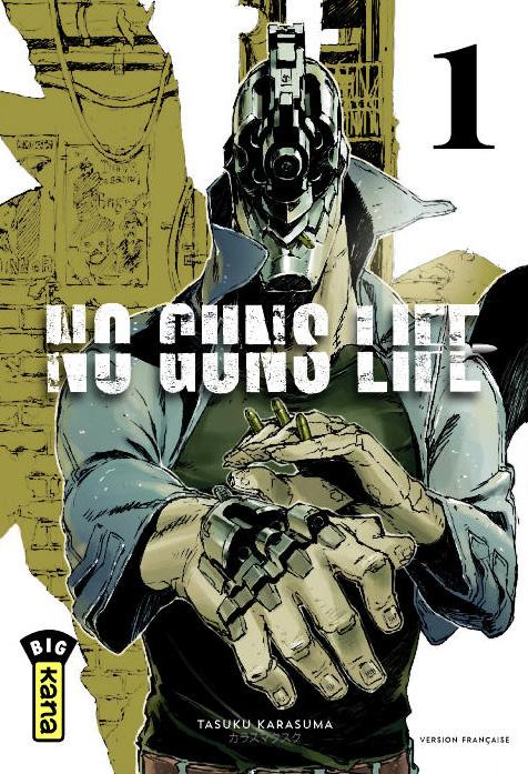 """Résultat de recherche d'images pour """"no guns life manga"""""""