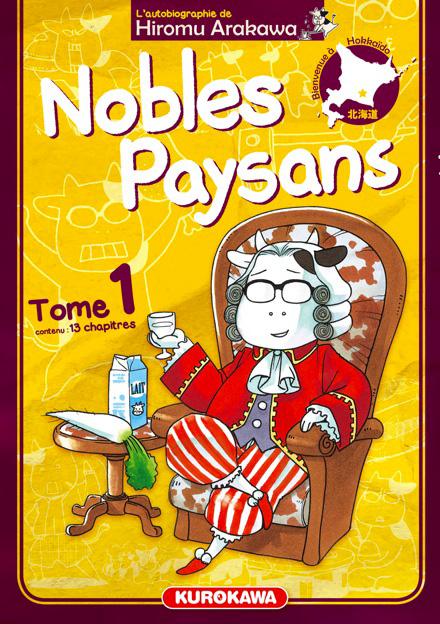 Manga - Nobles Paysans