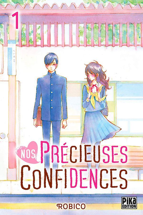 Manga - Nos Precieuses Confidences