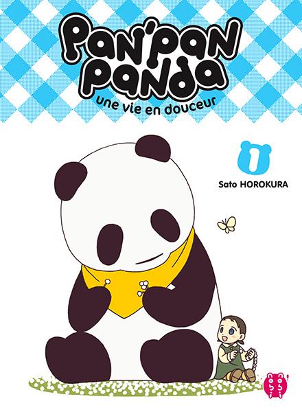Manga - Pan' Pan Panda - Une vie en douceur