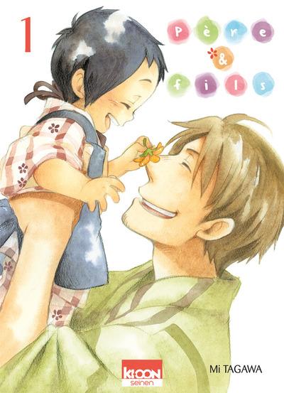 Manga - Père & Fils
