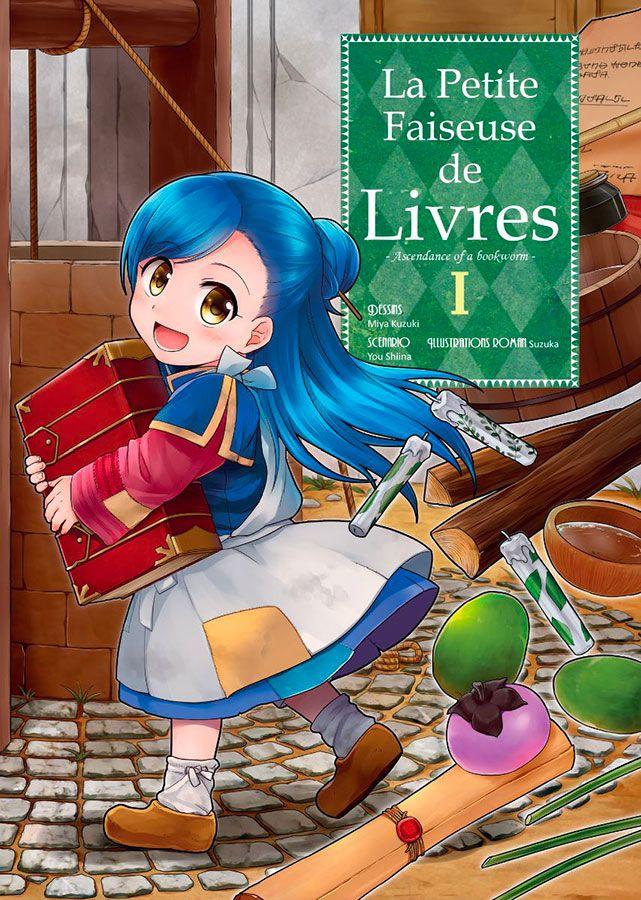 Petite faiseuse de livres (la) - Manga série - Manga news