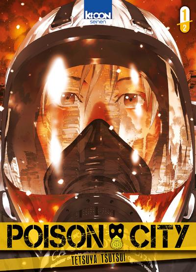 Manga - Poison City