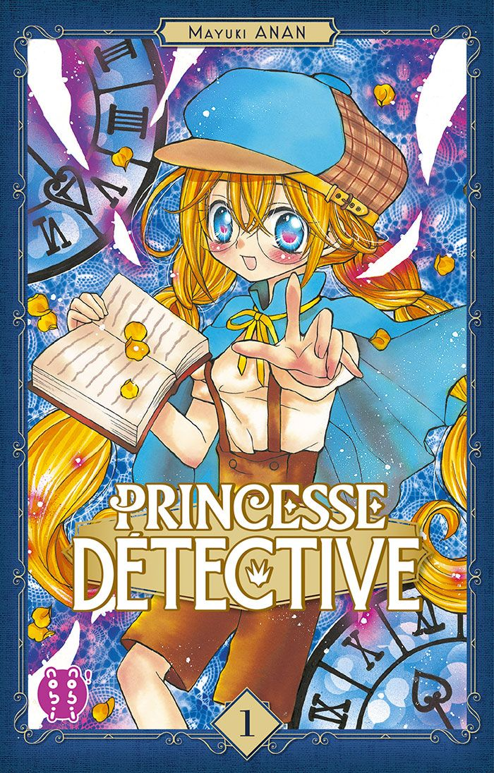Princesse Détective, nouvelle série d'enquêtes chez nobi nobi !, 21