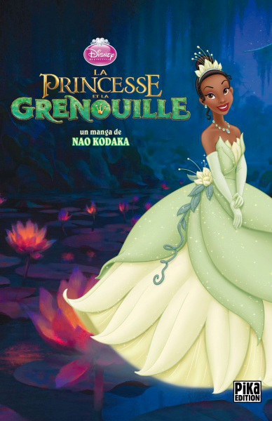 Princesse et la grenouille la manga s rie manga news - La princesse et la grnouille ...