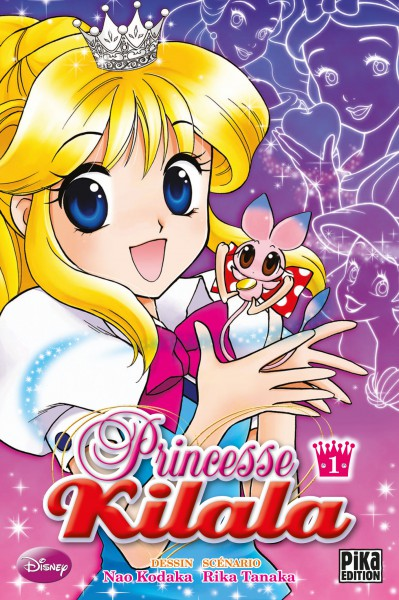 Princesse kilala manga s rie manga news - Manga princesse ...