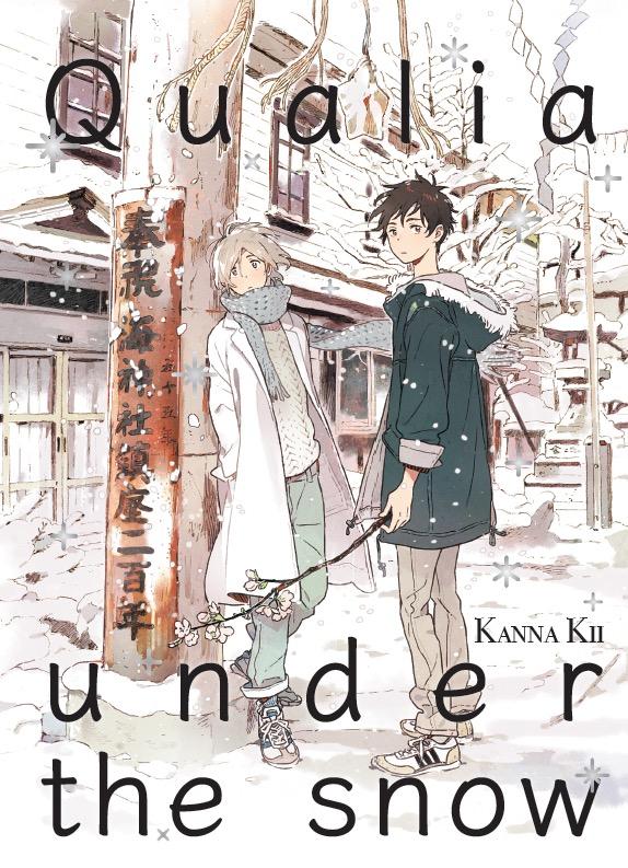 Manga - Qualia Under the Snow