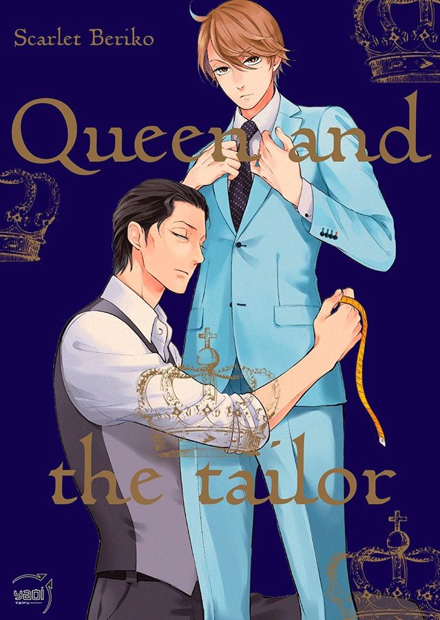 Queen and the Tailor [Yaoi] [+ 16 ans] Queen-and-the-tailor-taifu