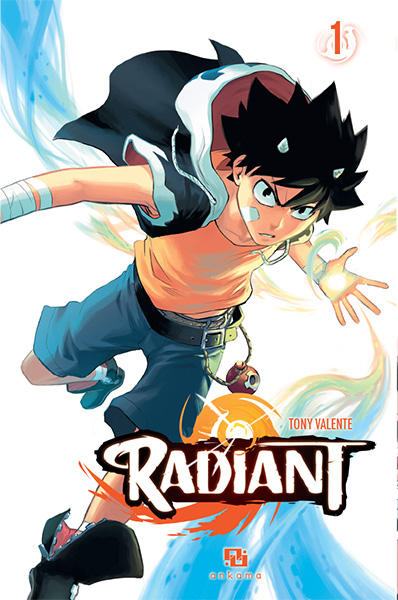 [Global Manga] Radiant Radiant-1-ankama