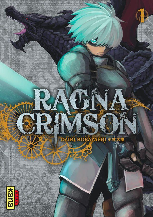Manga - Ragna Crimson