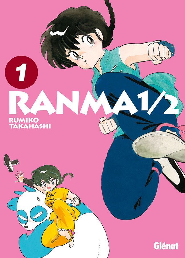 Manga - Ranma 1/2 - Edition Originale