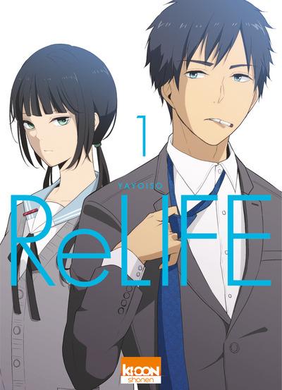 """Résultat de recherche d'images pour """"relife manga"""""""