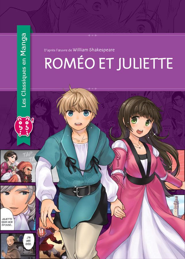 Roméo et Juliette Les classiques en manga Manga série