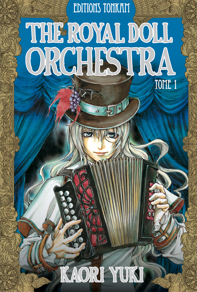 Manga - The Royal Doll Orchestra