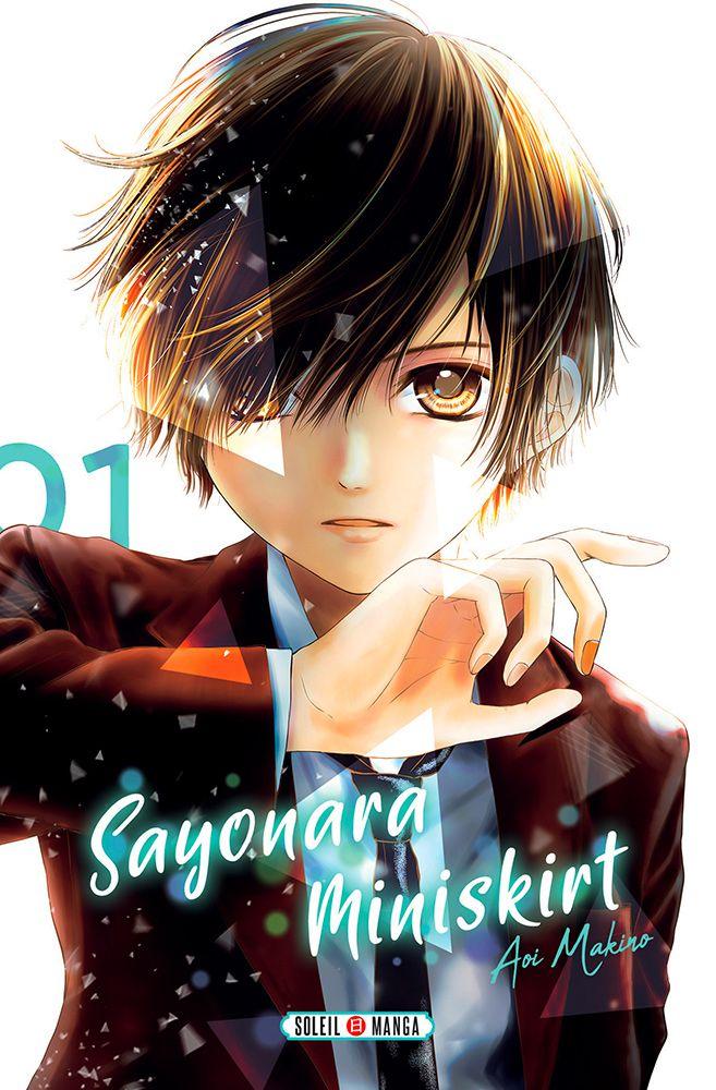 Manga - Sayonara Miniskirt