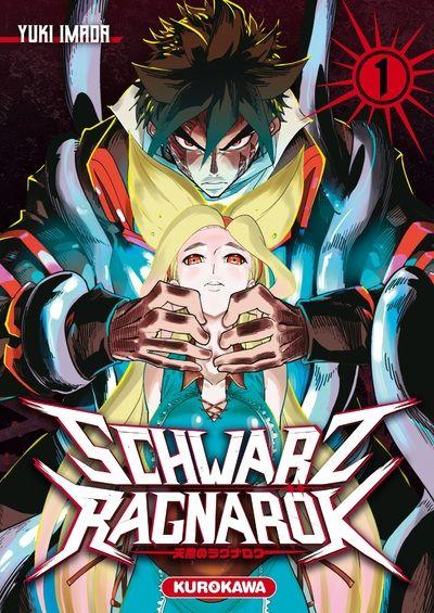 Schwarz Ragnarök - Manga série
