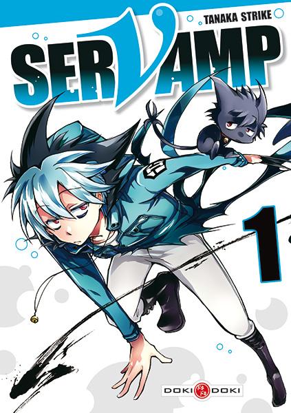 Servamp [Shonen] Servamp-1-doki