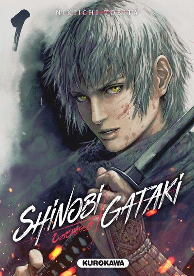 Manga - Shinobi Gataki