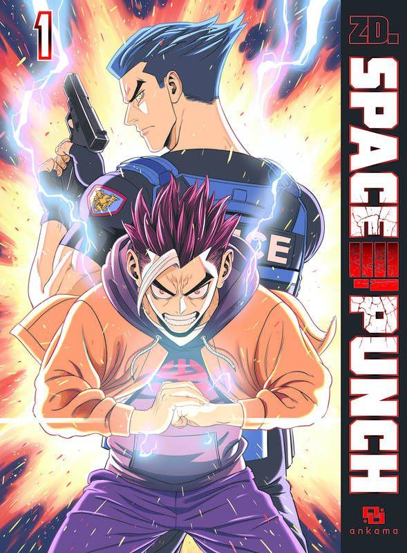 Manga - Space Punch