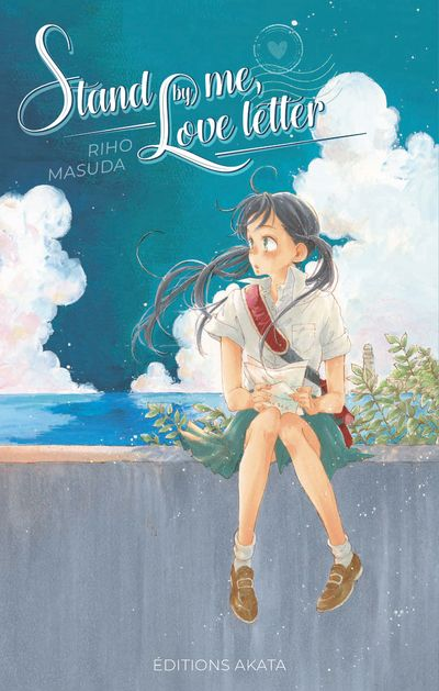 Manga - Stand by me love letter