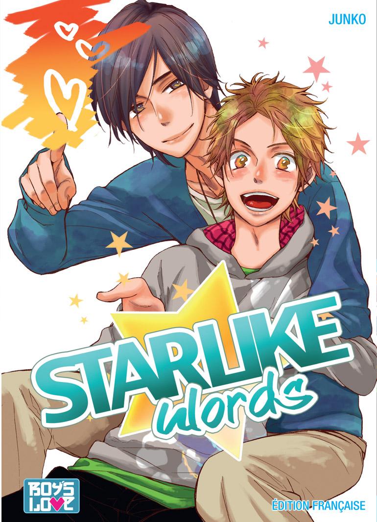 Starlike Words Manga S 233 Rie Manga News
