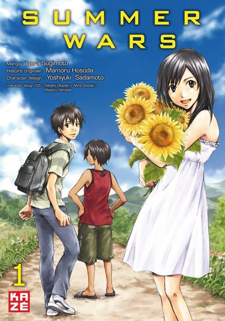 "Clamp pour ""Summer Wars"" Summer-wars-1-kaze-manga"