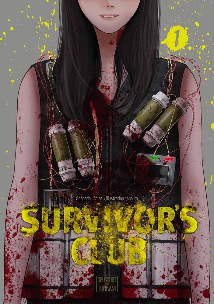 Manga - Survivor's club