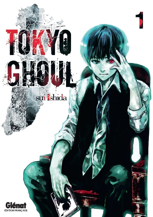 [MANGA/ANIME/ROMAN/LIVE MOVIE] Tokyo Ghoul - Page 2 Tokyo-ghoul-1-glenat