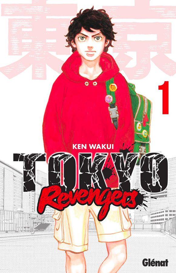 Manga - Tokyo Revengers