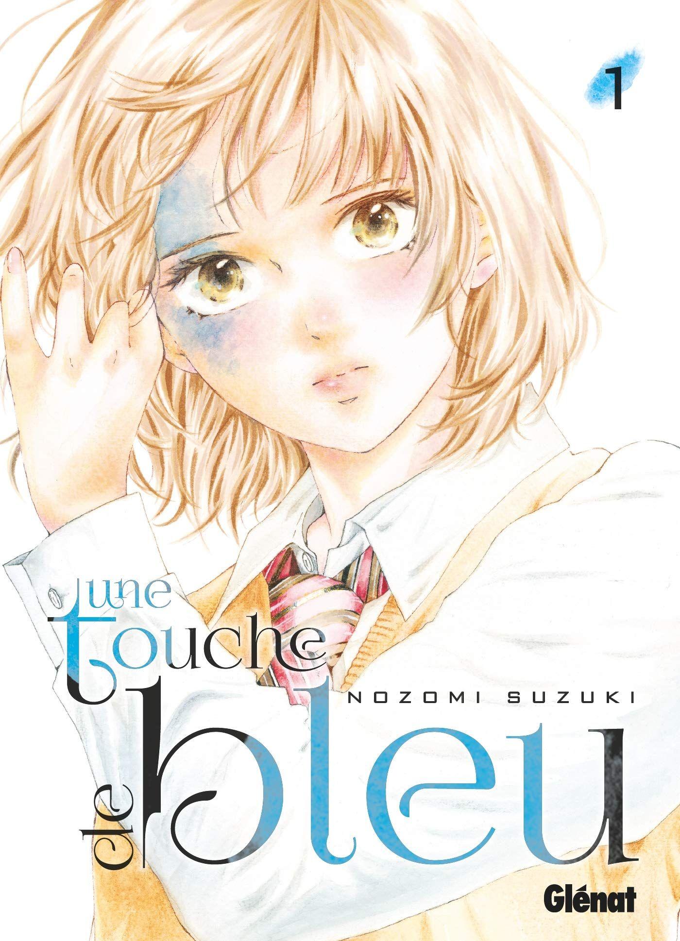 Touche de bleu (une) - Manga série - Manga news