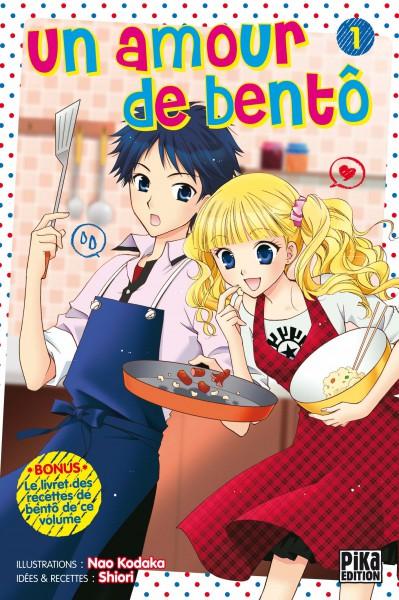 Manga - Amour de Bentô (un)