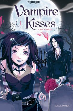 Vampire Kisses - Manga série - Manga news